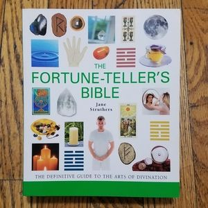 The Fortune Teller's Bible - Book